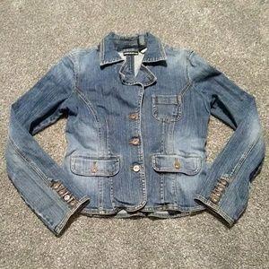 DKNY medium jean jacket